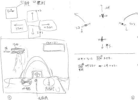 シューティング空母決戦(仮)