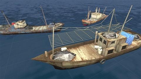 (仮称)吠えろ!大和堆(やまとたい)~薄汚い密漁船相手にガンガン行こうぜ~